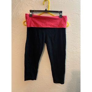Quarter length Yoga Pants